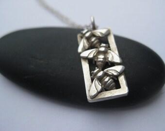 Friendly Swarm Necklace