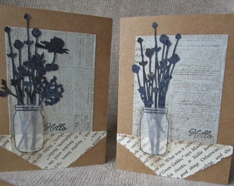 Blue Note Cards (2)