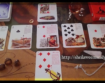 Gypsy Witch Fortune Reading