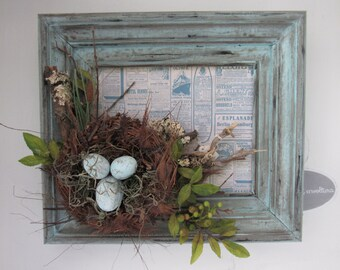 """3d box """"green birds nest"""""""