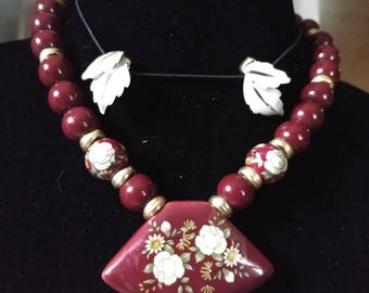 welcome to the Orient costume jewelry