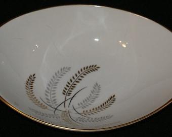 Lipper & Mann (L and M), Harvest Gold, 11 inch vegetable bowl