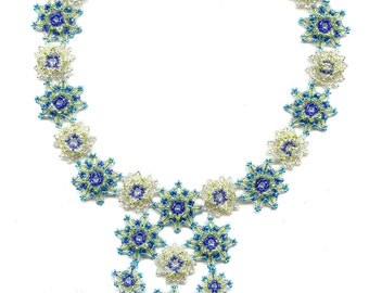 Tropical Lace Necklace Kit - New Lower Price