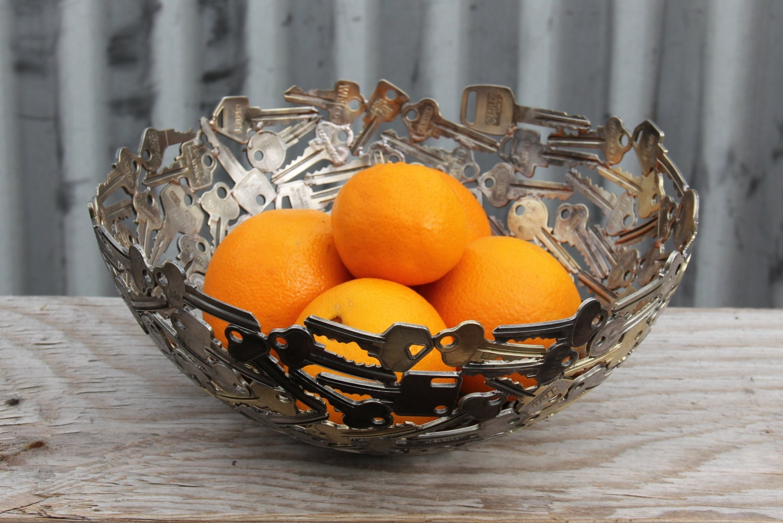 Из чего своими руками сделать фруктовницу