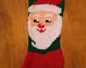Stocking - Santa