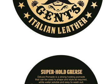 Super Hold Grease Pomade