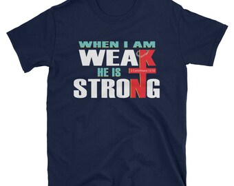 Christian T Shirt for Women / Christian Christmas Gift / Women's Binle Verse Shirt / Faith Shirt / Christian Tee