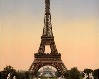 Eiffel Tower, Giclee Print, Paris Decor, Art Print, French Decor, Paris Prints, Paris Art, Paris France, French Art, French Prints, Landmark