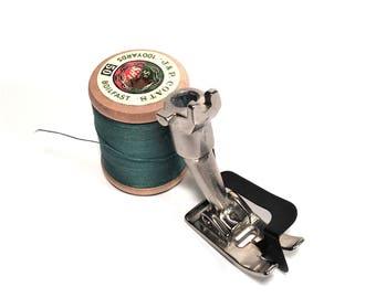 BERNINA Sewing Machine Blind Stitch Presser Foot #016 OLD STYLE Shank Genuine Swiss Made Vintage Original Record 830 730 530