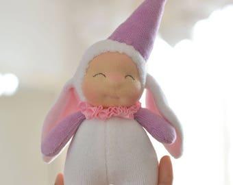 Tagada, Clown doll by Calinette