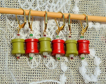 The Merry Crafter Crochet Stitch Markers
