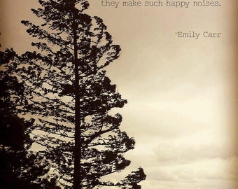 Limited Edition Print ~ Emily Carr Passage