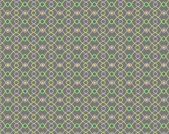 Art Gallery Fabric, Spellbound - Iron Knots, Pat Bravo (SP-5601) 100% Quilters Cotton Available in Yards, Half Yards and Fat Quarters
