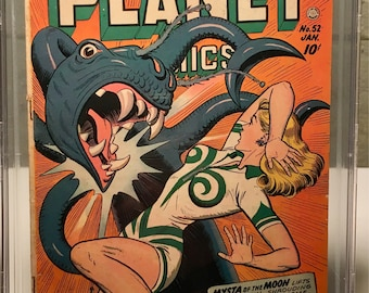 Planet Comics #52