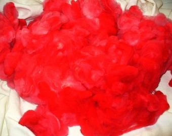 Targhee Fleece for Hand Spinning Knitting Crochet Felting Needle Felting