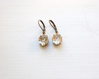 Ice Waltz Earrings
