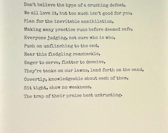 The Games Begin is an original poem by the author; Paul Anthony Obey.