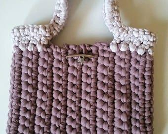 bicolor handbag, party, events.