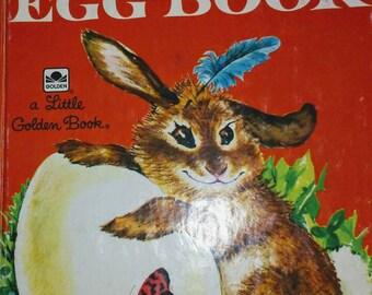 1975 Little Golden Egg Book