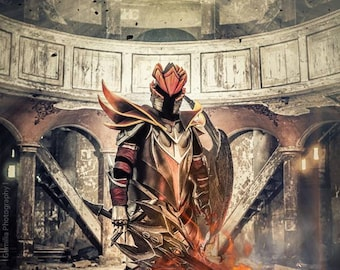 Dragon Knight (Dota 2) Cosplay