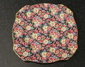 Royal Winton Florence Chintz Dinner Plate