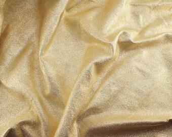 13.1sqft Metallic Glitter Bronze-Gold Sheepskin Lambskin Leather Hide for DIY handbag shoes sandal upholstery