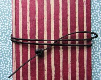 Handmade Notebook-#806