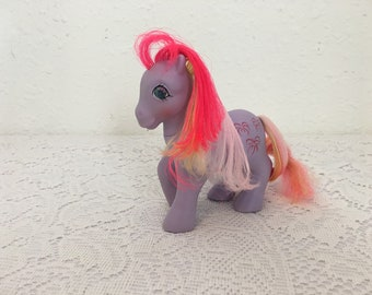 SKY ROCKET My Little Pony, vintage G1 My Little Pony, Friendship is Magic