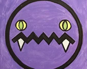 Purple ME with Monster Eyes (2018)