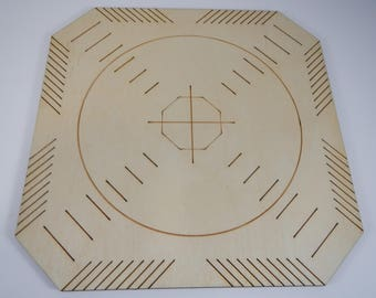Drone Launch and Landing Pad - Type 1
