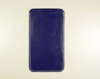 iPhone Kangaroo Leather Sleeve/Case/Cover, Personalized, Slim, iPhone leather Cover, iPhone Leather Case, iPhone Leather Sleeve