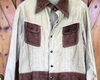 Western Style Jacket - Medium