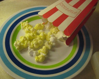 New - Movie Theater Popcorn Soaps