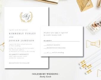Solesbury Wedding Invitations