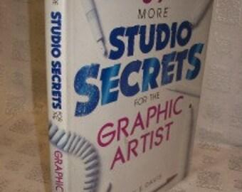 59 More Studio Secrets For The Graphic Artist By Susan E. Davis 1989 HB 1st Ed