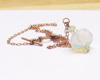 Leahs Jewels Opalite Necklace