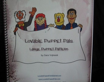 Large Stage Puppet Pattern