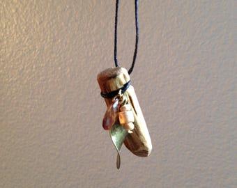 Wooden Handmade Necklace
