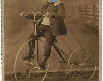 The  Bicycle Rider
