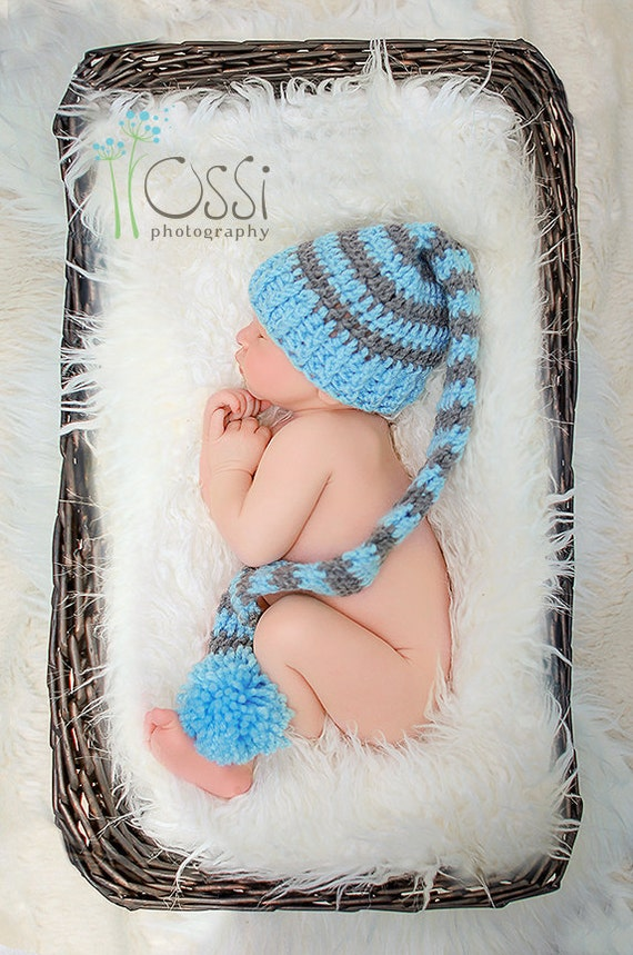 How To Crochet Baby Elf Hat Pattern