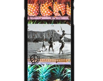 iPhone 6s/6, iPhone 6s/6 Plus Case, LOCAL MOTION, iPhone 6s, iPhone 6s Plus, Hawaii, Beach, Aloha,  Avail. with Black or White case color