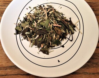 Quantum Mechanics Tea Blend - Viridian Tea Company