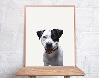 Puppy wall art / Dog home decor / Dog Print / Puppy / Dog Art / Dog Wall Decor #42