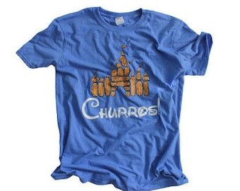 Churro Castle Shirt