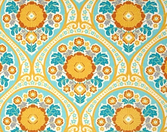 Atrium in Grace Mint designed by Joel Dewberry for Free Spirit Fabrics - 5.25 Yards - Great Price