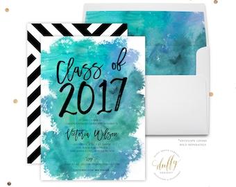 Graduation Party Invitations, College Graduation, High School Graduation, Graduation Party Invitations Printable, Graduation Party Invites