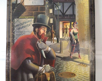 Jack The Ripper Traditional British Pub Sign