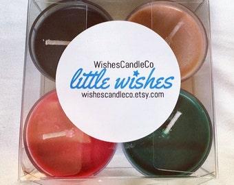 Custom Little Wishes Tea Light Sample Pack