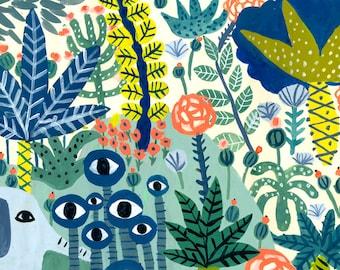 Magic Jungle by Colin Walsh