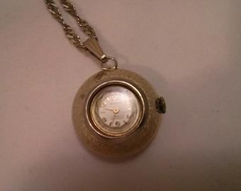 Vintage Collection - Automatic Watch Pendant Necklace